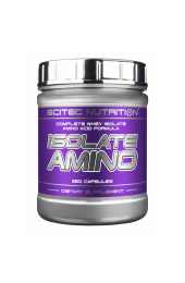 Scitec Nutrition Isolate Amino (250 caps)
