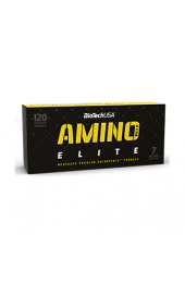 BioTech Amino Build Elite (120 caps)