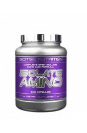 Scitec Nutrition Isolate Amino (500 caps)