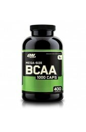 Optimum Nutrition BCAA 1000 (400 caps)