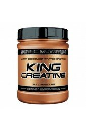 Scitec Nutrition,King Creatine (120 caps)