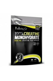 BioTech,100% Creatine Mono bag (500 g)