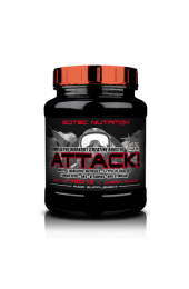 Scitec Nutrition,Attack 2.0 (720 g)