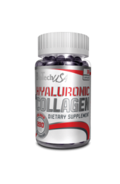 BioTech,Natural Hyaluronic&Collagen (30caps)