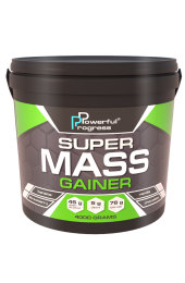 Powerful Progress,Super Mass Gainer (4 kg)