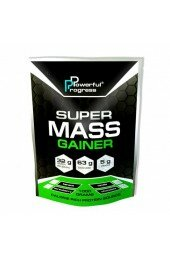Powerful Progress,Super Mass Gainer (1 kg)