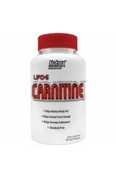 Nutrex,Lipo6 Carnitine (120 Liguid Capsules)
