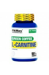 FitMax Green Coffee L-Carnitine (60 caps)