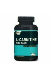 Optimum Nutrition,L-carnitine 500 (60 tab)