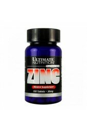 Ultimate Nutrition,Zinc 30 mg (120 tab)