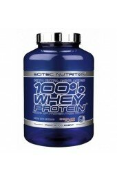 Scitec Nutrition,100% Whey Protein (2350 g)