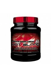 Scitec Nutrition,Hot Blood 3.0 (820 g)