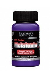 Melatonin 100% Premium 3 Mg