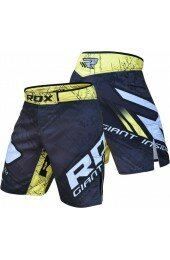 Шорты, RDX,MMA SHORT R4 YELLOW