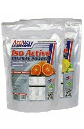 Actiway,Iso Active Mineral Powder (600 g)