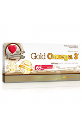 Olimp,Gold Omega 3 65% (60 caps)