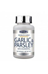 Scitec Nutrition,Garlic & Parsley (100 caps)