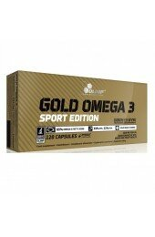 Olimp,Gold Omega 3 Sport Edition (120 caps)
