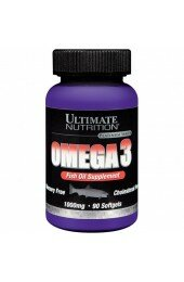 Ultimate Nutrition,Omega-3 (90 caps)